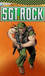 DC Showcase: Sgt. Rocken streaming
