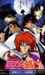Kenshin, le vagabond : Requiem pour les Ishin Shishien streaming