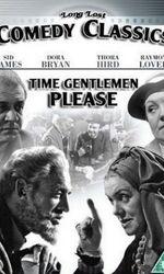 Time, Gentlemen, Please!en streaming