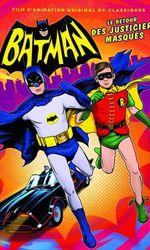 Batman : Le Retour des Justiciers Masquésen streaming