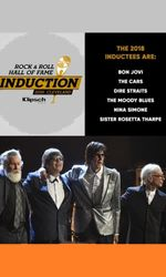 2018 Rock and Roll Hall of Fame Induction Ceremonyen streaming