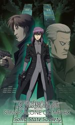 Ghost in the Shell : S.A.C. - Solid State Societyen streaming