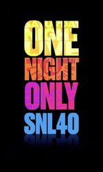 Saturday Night Live 40th Anniversary Specialen streaming