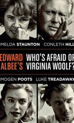 National Theatre Live: Edward Albee's Who's Afraid of Virginia Woolf?en streaming