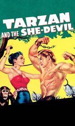 Tarzan et la diablesseen streaming