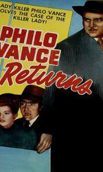 Philo Vance Returnsen streaming