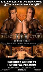 UFC 49: Unfinished Businessen streaming