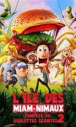 L'Île des Miam‐nimaux: Tempête de boulettes géantes 2en streaming