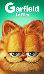 Garfield, le filmen streaming