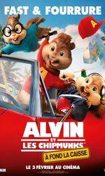 Alvin et les Chipmunks : À fond la caisseen streaming