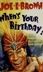 When's Your Birthday?en streaming