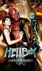 Hellboy II : Les Légions d'or mauditesen streaming
