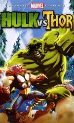 Hulk vs. Thoren streaming