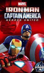Iron Man & Captain America: Heroes Uniteden streaming