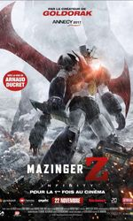 Mazinger Zen streaming