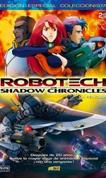 Robotech - The shadow chroniclesen streaming