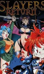 Slayers Returnen streaming