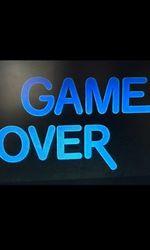 Game Overen streaming