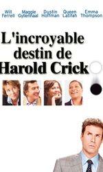 L'Incroyable destin de Harold Cricken streaming