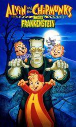 Alvin and the Chipmunks Meet Frankensteinen streaming