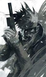 Metal Gear Solid: Digital Graphic Novelen streaming