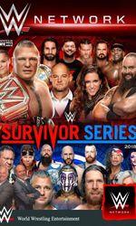 WWE Survivor Series 2018en streaming