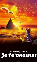 Pokémon, le film : Je te choisis !en streaming