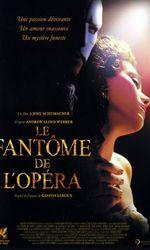 Le Fantôme de l'Opéraen streaming