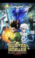 Hunter X Hunter - The Last Missionen streaming