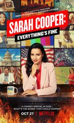 Sarah Cooper : Everything's Fineen streaming