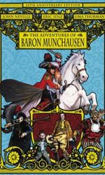 The Madness and Misadventures of Munchausenen streaming
