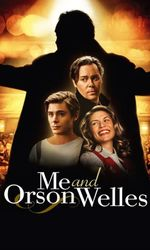 Moi et Orson Wellesen streaming