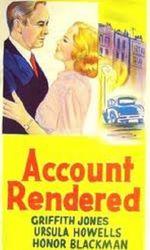 Account Rendereden streaming