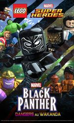 LEGO Marvel Super Heroes – Black Panther : Dangers au Wakandaen streaming
