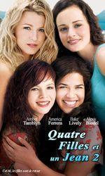 Quatre filles et un jean 2en streaming