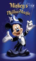 Mickey's PhilharMagicen streaming
