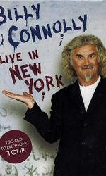 Billy Connolly: Live in New Yorken streaming