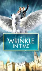 A Wrinkle in Timeen streaming