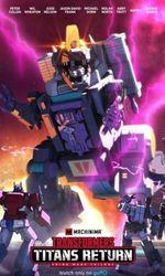 Transformers: Titans Returnen streaming