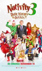Nativity 3: Dude, Where's My Donkey?!en streaming
