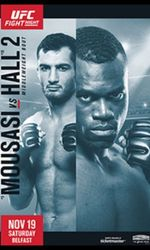 UFC Fight Night 99: Mousasi vs. Hall 2en streaming