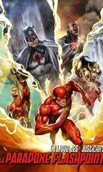 La Ligue des Justiciers : Le Paradoxe Flashpointen streaming