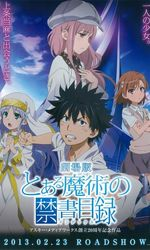 A Certain Magical Index: Le Film - Le Miracle d'Endymionen streaming