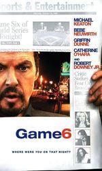 Game 6en streaming