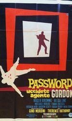 Password: Uccidete agente Gordonen streaming