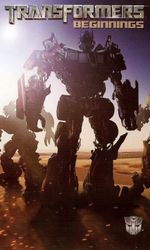 Transformers: Beginningsen streaming