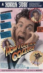 How I Got Into Collegeen streaming