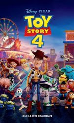 Toy Story 4en streaming