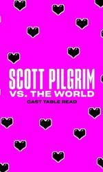 Scott Pilgrim vs. the World  -  Cast Table Readen streaming