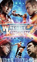 NJPW Wrestle Kingdom 7en streaming